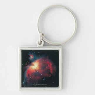 Great Orion Nebula Keychain