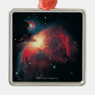 Great Orion Nebula Metal Ornament