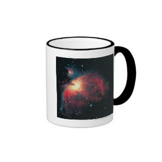 Great Orion Nebula Ringer Coffee Mug