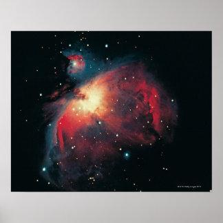 Great Orion Nebula Poster