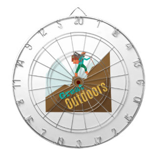 Great Outdoors Dart Boards