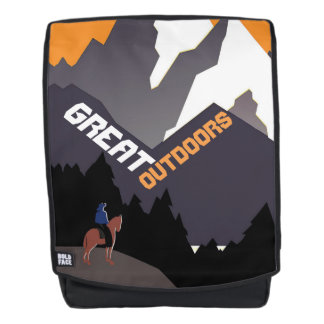 Great Outdoors Montana Backpack
