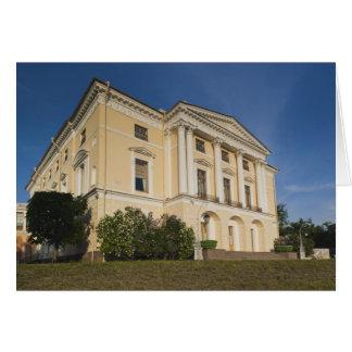 Great Palace of Czar Paul I, exterior 2 Card