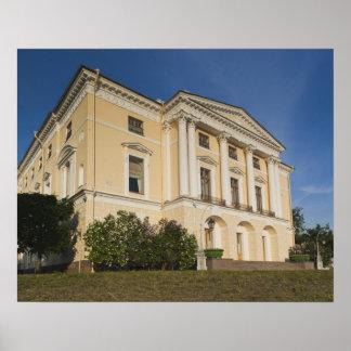 Great Palace of Czar Paul I, exterior 2 Poster