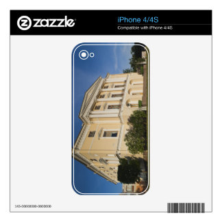 Great Palace of Czar Paul I, exterior 2 Skins For The iPhone 4S