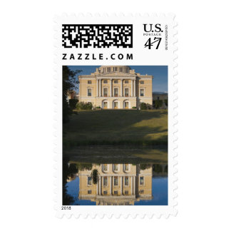 Great Palace of Czar Paul I, exterior Postage