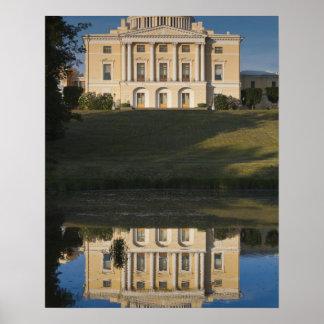Great Palace of Czar Paul I, exterior Poster