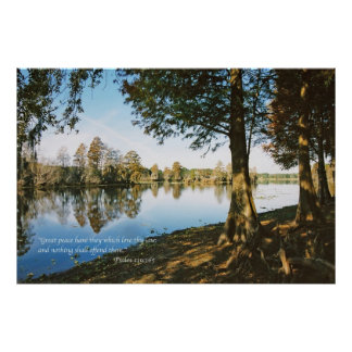 Great Peace (Psalm 119:165) Posters