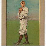 Great Pitchers Of The Golden Era - Mathewson Statuette