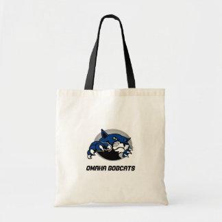 Great Plains Pop Warner Omaha Bobcats Under 12 Tote Bag