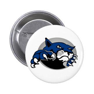 Great Plains Pop Warner Omaha Bobcats Under 12 Pinback Buttons