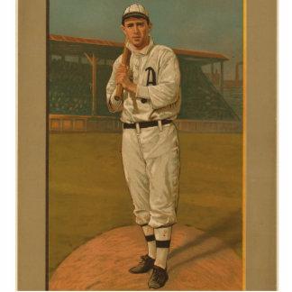 Great Players Of The Golden Era - Baker Standing Photo Sculpture