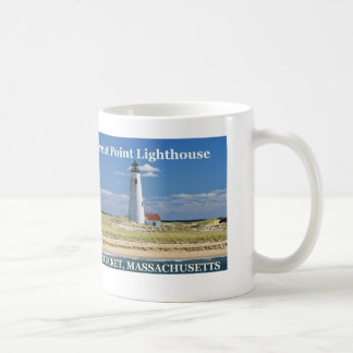 Great Point Lighthouse, Nantucket Mass Mug