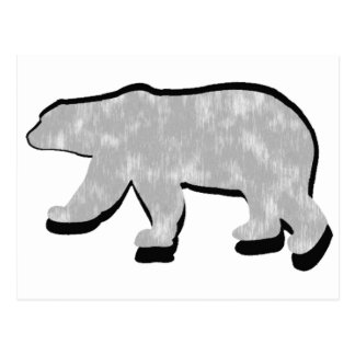 GREAT POLAR BEAR POSTCARD