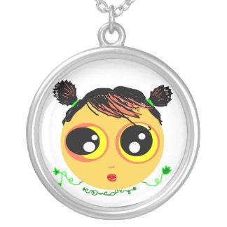 Great Pumpkin Girl Necklace