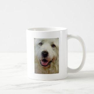 great pyr classic white coffee mug
