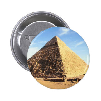 Great Pyramid of Giza 2 Inch Round Button