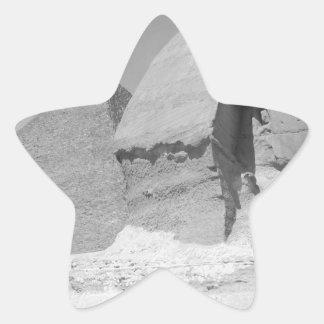 Great Pyramid of Giza Star Sticker