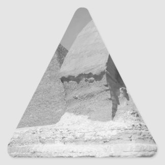 Great Pyramid of Giza Triangle Sticker