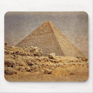 Great Pyramid of Khufu Mousepads