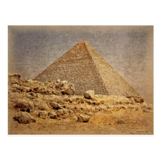 Great Pyramid of Khufu Postcard