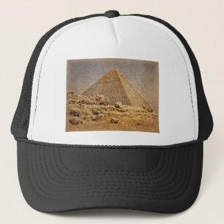 Great Pyramid of Khufu Trucker Hat
