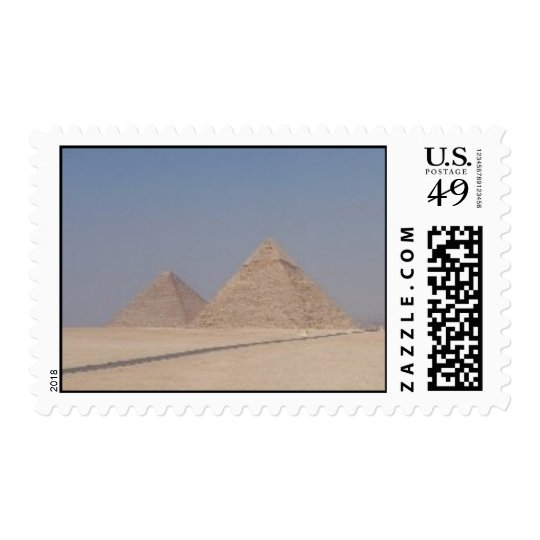 Great Pyramids of Giza Stamp
