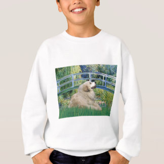Great Pyrenees 2 - Bridge Sweatshirt