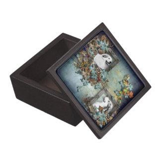 Great Pyrenees Blue Scene Premium Gift Box