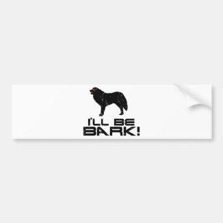 Great Pyrenees Bumper Sticker