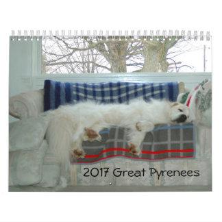 Great Pyrenees Calendar