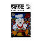 Great Pyrenees Chef Postage
