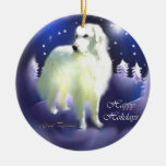 Great Pyrenees Christmas Gifts Ornament
