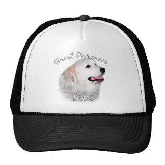 Great Pyrenees Dad 2 Trucker Hat