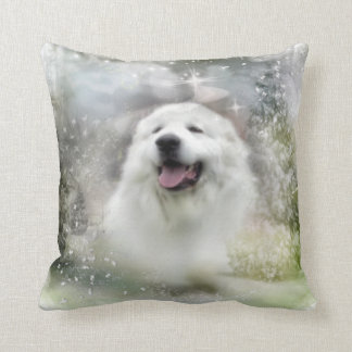 Great Pyrenees Decorative Pillow