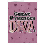 Great Pyrenees DIVA Cards