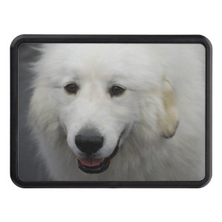 Great Pyrenees Dog Breed Trailer Hitch Covers