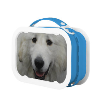 Great Pyrenees Dog Lunch Box