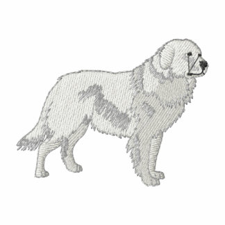 Great Pyrenees Embroidered Shirt