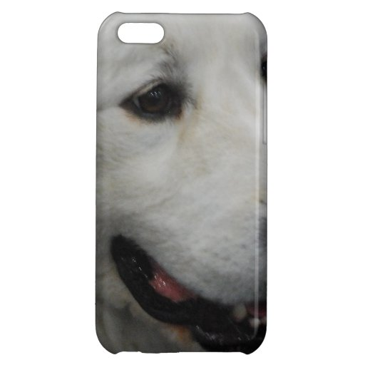 Great Pyrenees Case For iPhone 5C