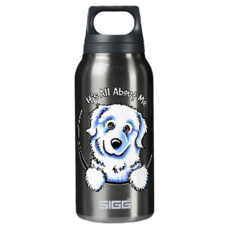 Great Pyrenees Its All About Me Insulated Water Bottle