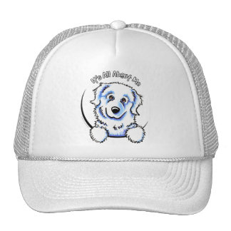 Great Pyrenees Its All About Me Trucker Hat