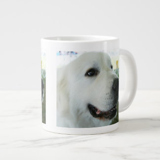 Great Pyrenees Large Coffee Mug
