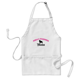 Great Pyrenees Mama Adult Apron