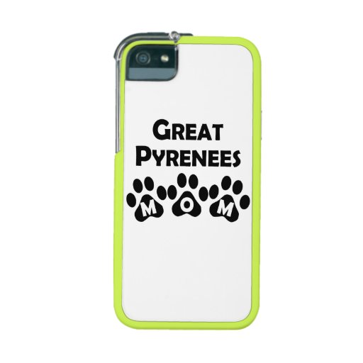 Great Pyrenees Mom Cover For iPhone 5/5S
