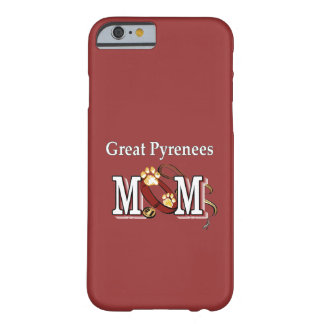 Great Pyrenees Mom Gifts Barely There iPhone 6 Case
