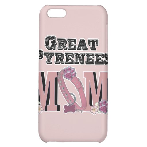 Great Pyrenees MOM iPhone 5C Cover