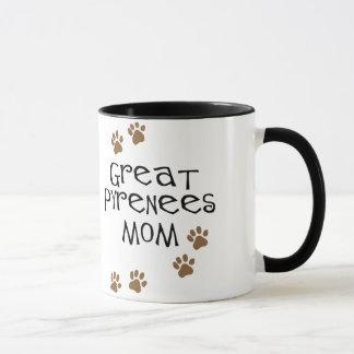 Great Pyrenees Mom Mug