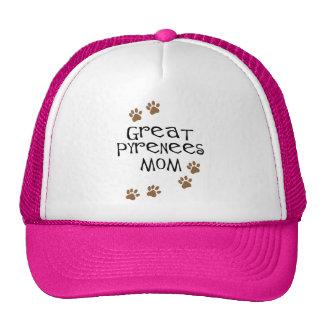 Great Pyrenees Mom Trucker Hat