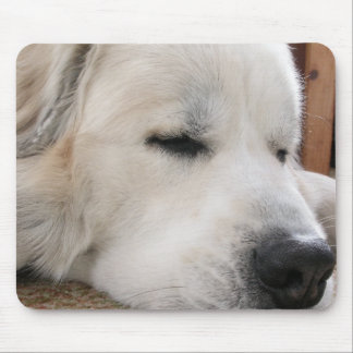 GREAT PYRENEES MOUSEPAD MOUSE PAD